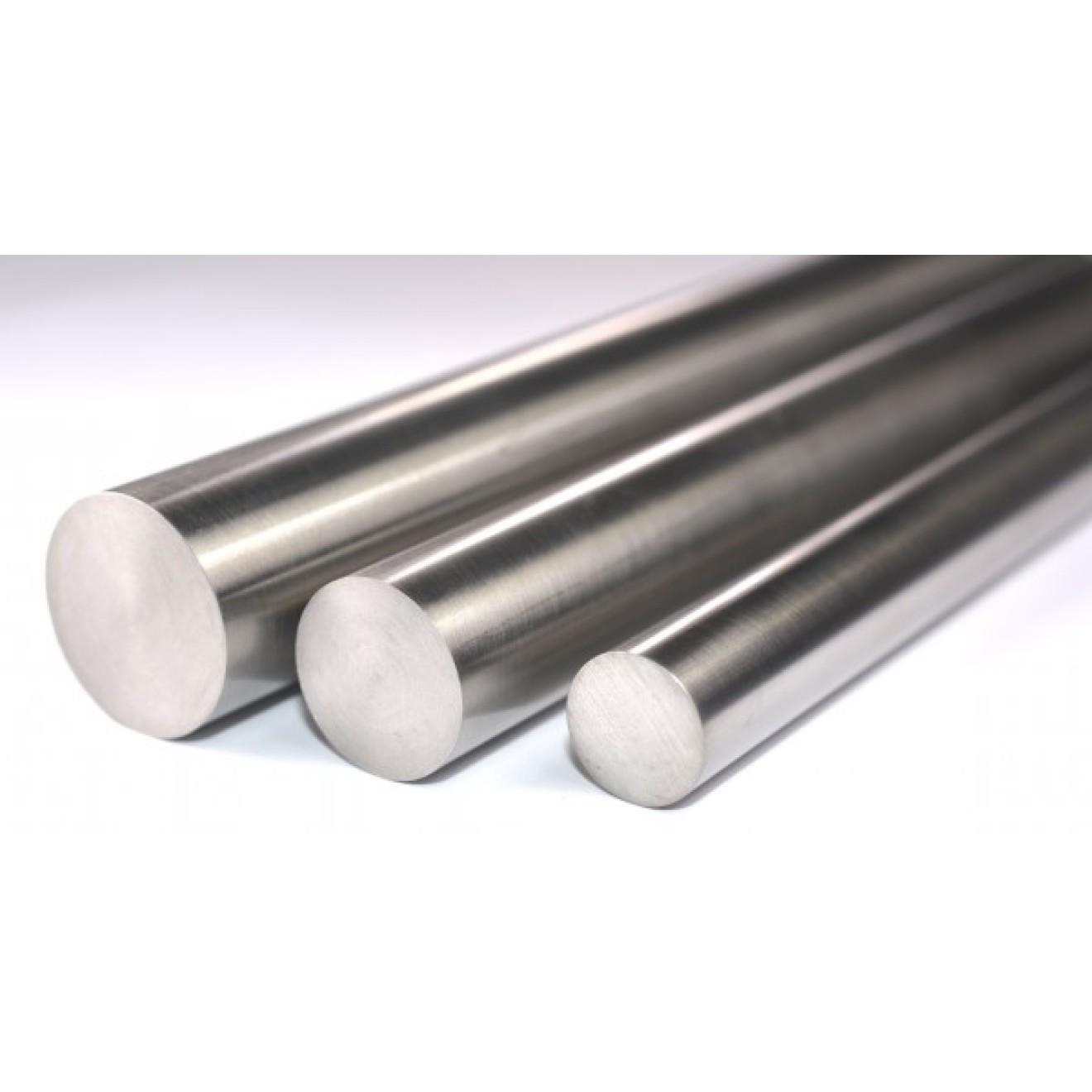 Zuschnitt 1000mm lang D 9mm Silberstahl Rund 1.2210 DIN 175